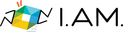 I.AM. logo